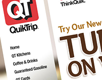 QuikTrip website