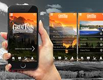 GREAT FALLS PITCH / App Design + Digital Marketing