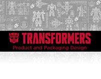 Product & Packaging Design