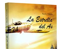 """Ilustración de Portada """"La Estrella del As"""""""
