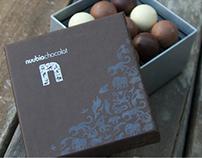 Nuubia Chocolat Branding