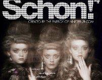 Schön! Magazine issue 4-Dark Object Of Desire