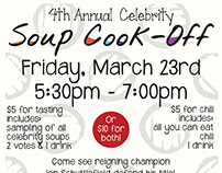 Soup Cook Off - 2018