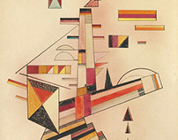 Determined by Wassily Kandinsky