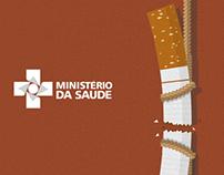 MS - O Brasil no enfrentamento a epidemia do tabaco