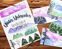 Winter Landscape Creator