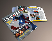Primafila magazine