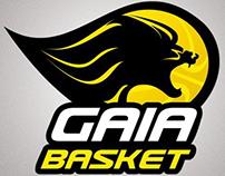Logo for Portuguese Basket Premier League team. (COPY)