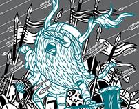 Last Viking Standing | ELCAF