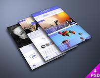 Persepective App Mockup