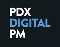 PDX Digital PM - Rebranding