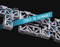 TEX 3D Alphabet