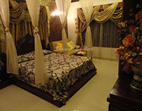 Bedroom and Living room Interior Design (2010)