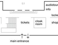 Stedelijk Museum plattegrond