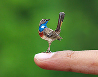 365 Days of Miniature art (July)