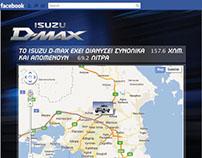 """// Isuzu D-Max - """"LIVE Διαδρομή"""""""
