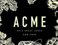ACME Restaurant