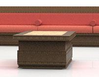 Arabian Furniture Design