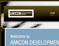 Amicon Group Branding | Web Development