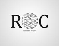 Republic of Chic - Branding