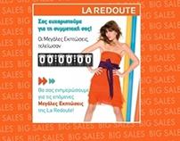 "// Laredoute - ""Countdown Sales"""