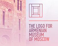 A Logo Design for Armenian Museum of Moscow.