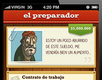 Equestrian iPhone App