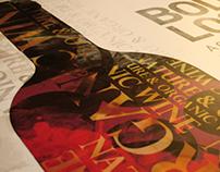 Poster Design · Bodegas Los Pinos
