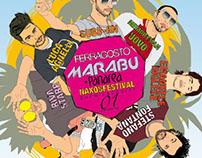 NAXOS FESTIVAL • MARABU'