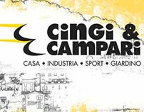 immagine coordinata cingi e campari di Parma