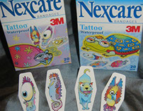 3M Nexcare™ Tattoo Bandages