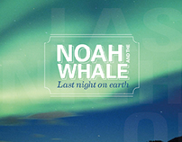 Noah and the Whale - EP Album