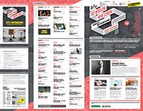 .vernetzt# - flyer / poster / banner
