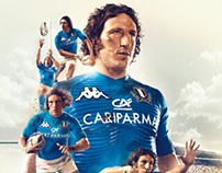 Cariparma - 2012 Six Nations Rugby