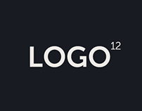 Selected logos of 2012