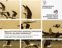 2nd INTERNATIONAL MEMORIAL SYMPOSIUM - VIS