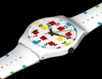 Squares: Swatch MTV Playground