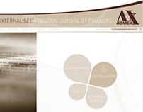 Admex web site