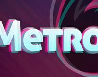 Metropolis 6 poster