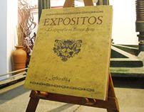 Libro Expósitos. La tipografía en Buenos Aires...