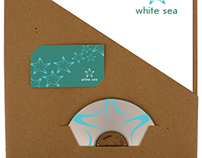 white sea logo