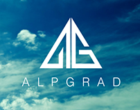 "Логотип для компании ""AlpGrad"""