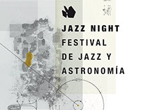 JAZZ NIGHT: Festival de Jazz y Astronomía