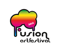 Logo | Fusion Art Festival