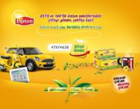 Lipton Daldır Çıkar Hediye Çıkar