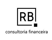 Identidade Visual RB Consultoria Financeira