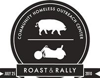 Community Homeless Outreach Center Event Logo
