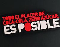 Promo Coca-Cola Zero