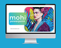 Mohi Presentation Template