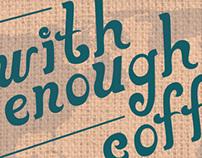 Typeface Specimen Poster